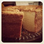 Mom's Almond Pound Cake