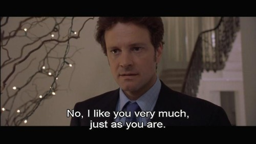 Mark Darcy agrees with me.
