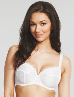 13f0cce44d9 Beating the Heat  All-or-Mostly Cotton Bras