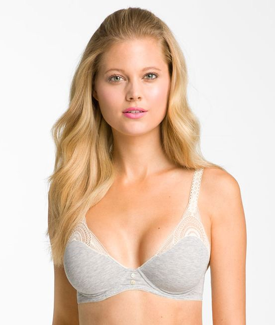 6538037a0e Beating the Heat  All-or-Mostly Cotton Bras