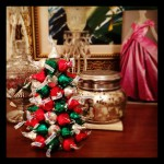 DIY: Hershey's Kiss-mas Trees (yes, I hate myself for that pun)