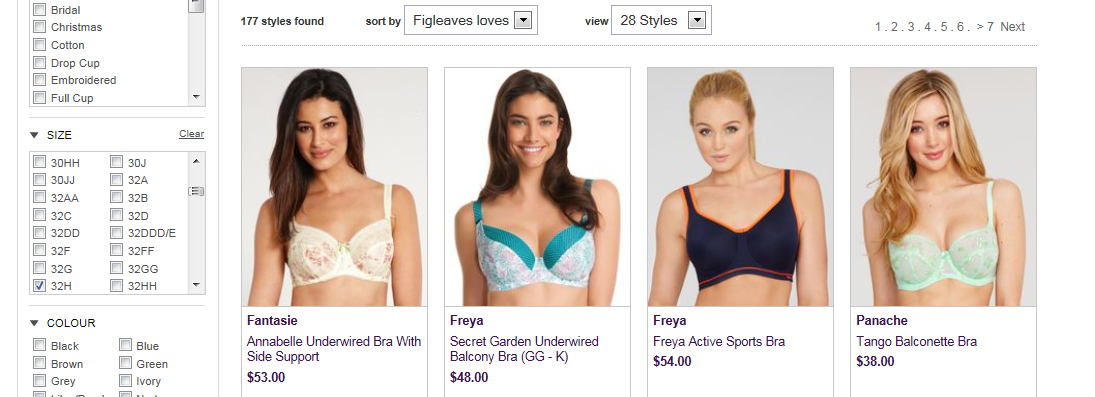 And Then There Were None: Strapless Bras for G+ Cup Sizes (plus a ...