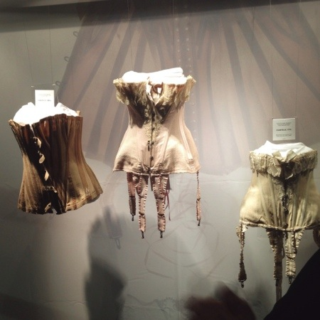 Corsets by Chantelle, late 19th century