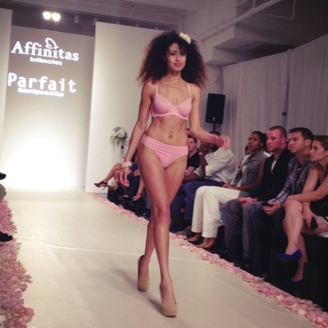 Affinitas Intimates at Lingerie Fashion Week