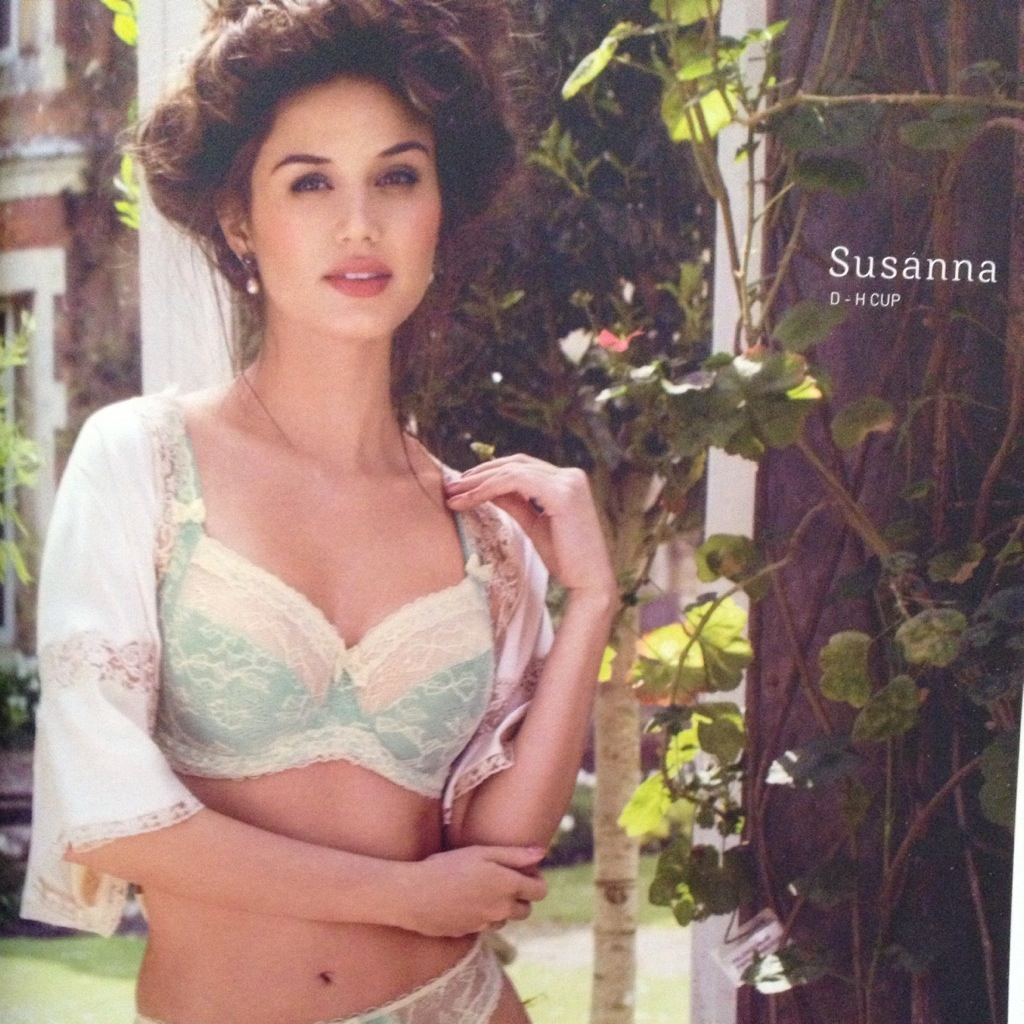 Susanna by Fantasie in Sea Breeze