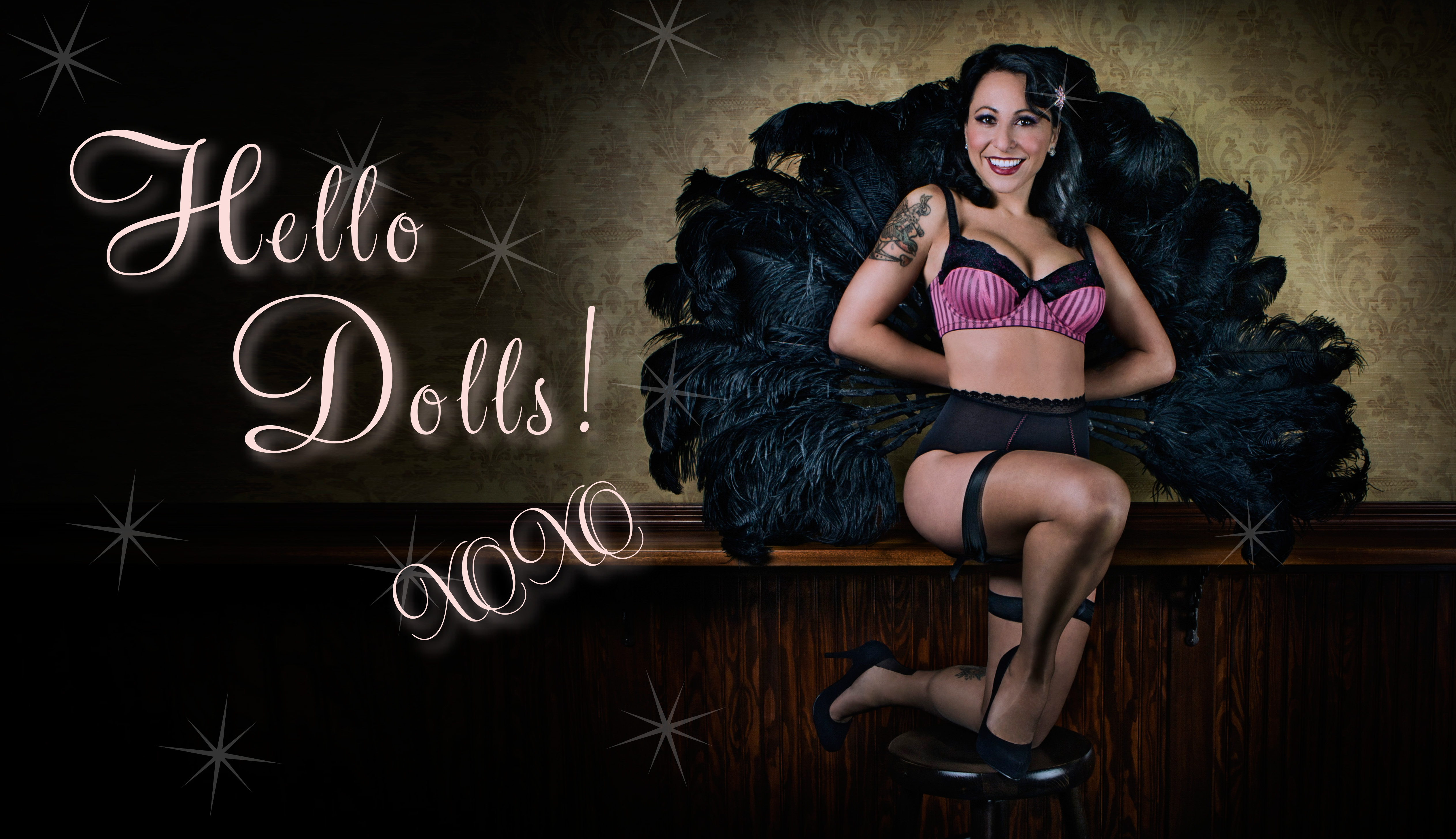 Review: Pin-Up Shaping Panty from Dirty Dolls Lingerie | Sweet Nothings NYC