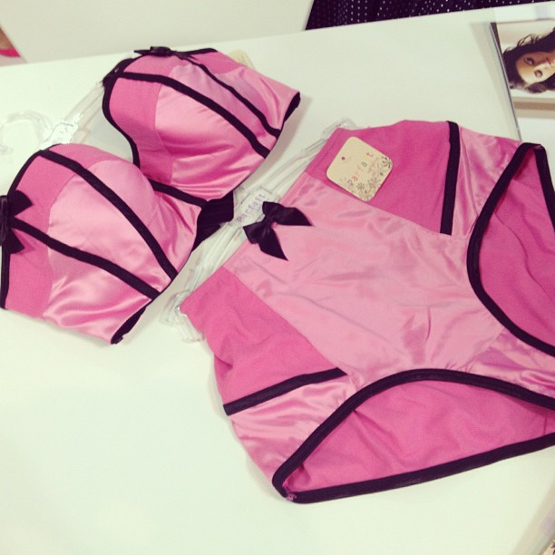 731032f1422a8 Review  G+ Style from Parfait- Charlotte Bra and High-Waist Brief ...
