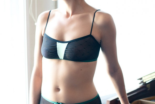 """Ella"" Brief and Bralette by Dear Kate"