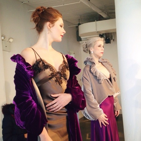 Layneau Collection at Lingerie Fashion Week FW 2014 8