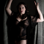"""Review: """"Imogen"""" Bra, Waist Cincher, and Brief by Elomi"""