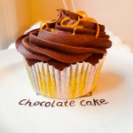 Chocolate Cupcakes with Chocolate-Orange Buttercream