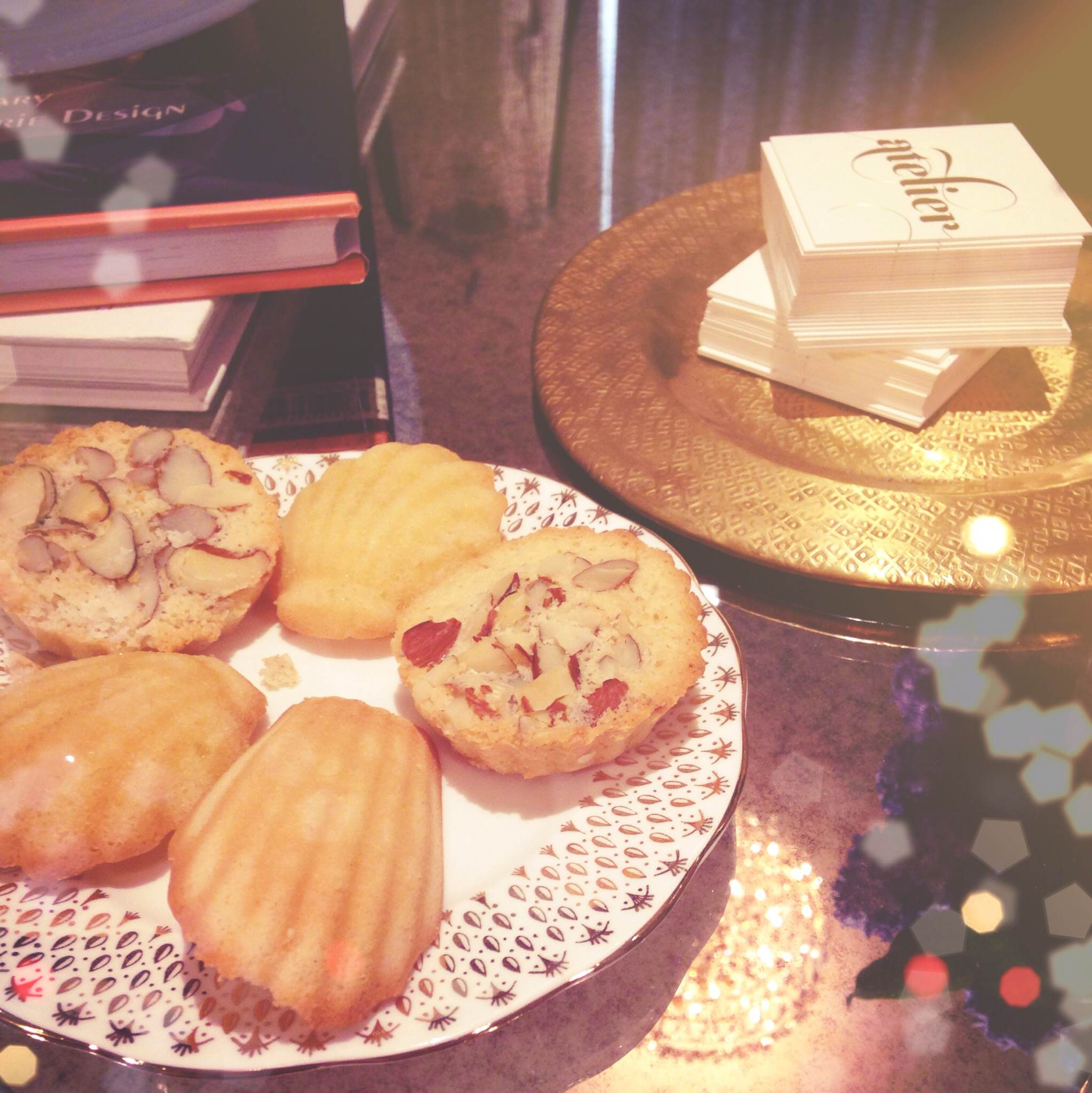Sweet Treats at the Atelier at Journelle