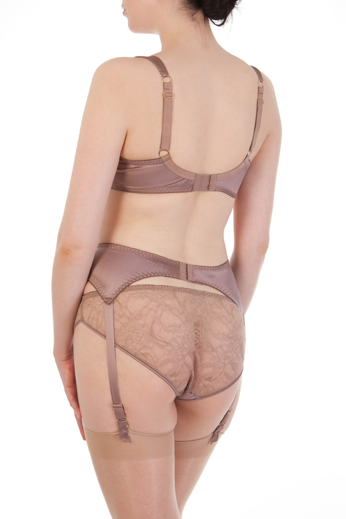 Harlow & Fox Sophia Suspender and brief