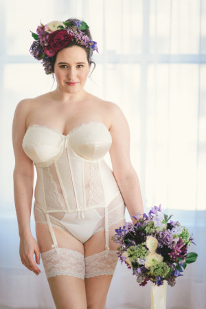 Sweet Nothings Elomi Maria Basque Review
