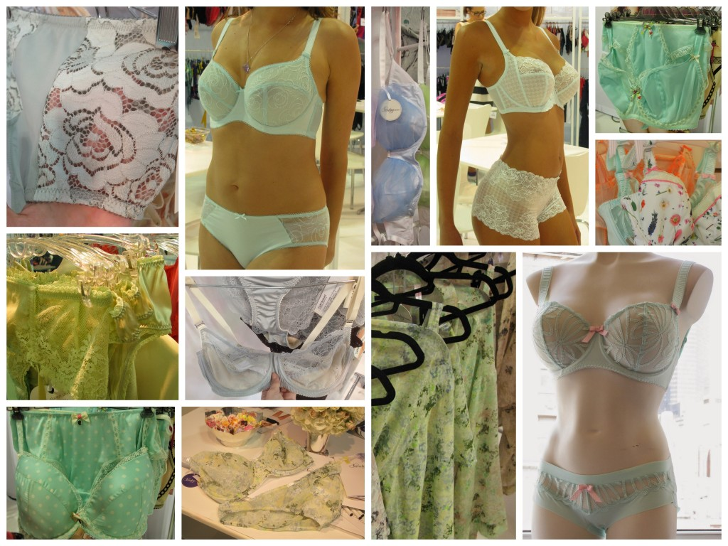 Spring/Summer 2015 Color Trend: Mint/Pistachio