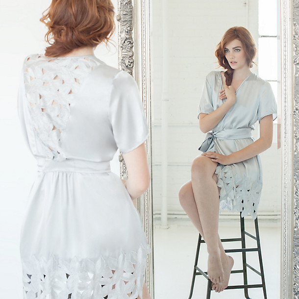 Zoe Robe ($425) (XS-L) by Dear Bowie