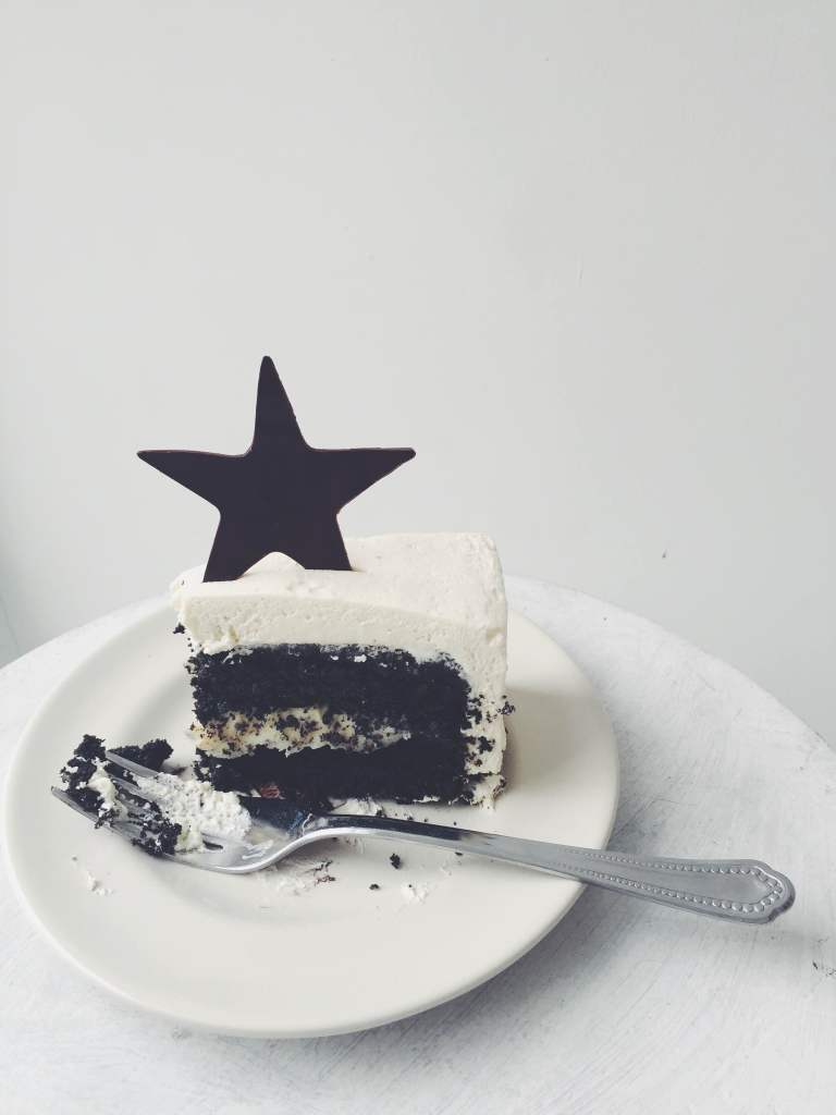 Celestial Truffle Cake via Sweet Nothings