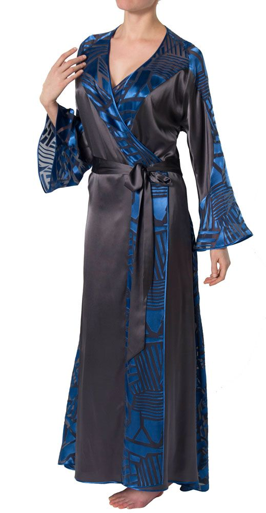 Alla Gown and Robe by Layneau