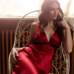 Sweet Nothing Du Jour 9/10/15: Christine Lingerie Glamour Gown
