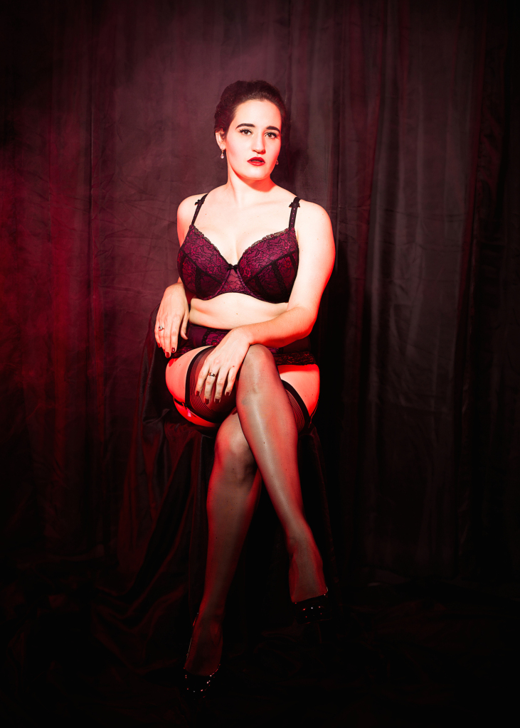 Sweet Nothings reviews Figleaves Boudoir Giselle lingerie and Fiore Tempesta stockings