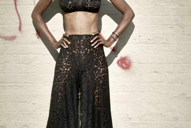 Hawa Lounge Pants and Hawa Bralette by Dottie's Delights, XS-XXL and XS-XL