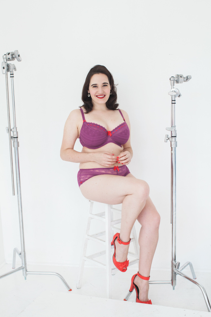 Sweet Nothings reviews Tutti Rouge Liliana Magenta 3
