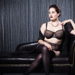 Review: Panache Black Esme Bra and High-Waist Brief