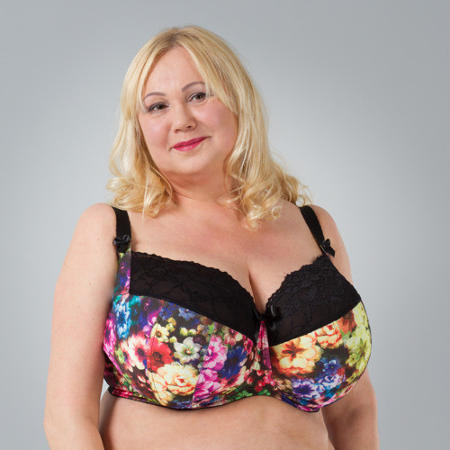 The I J K Cup Bras for Larger Busts or Plus Sizes