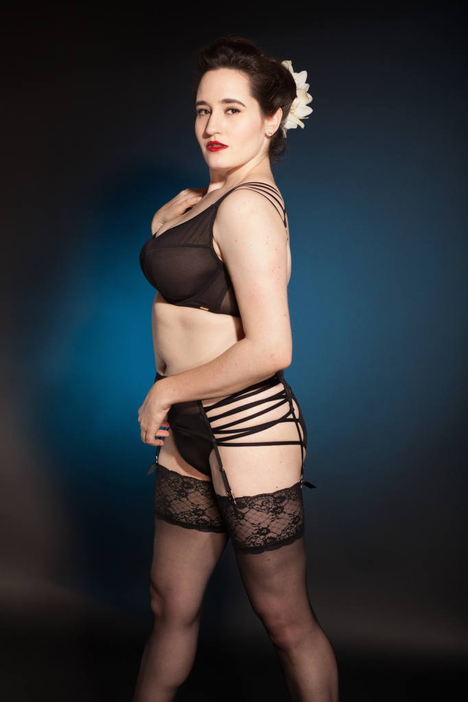 Sweet Nothings reviews Bluebella MORE Asteria collection. Photo: Studio Rezin