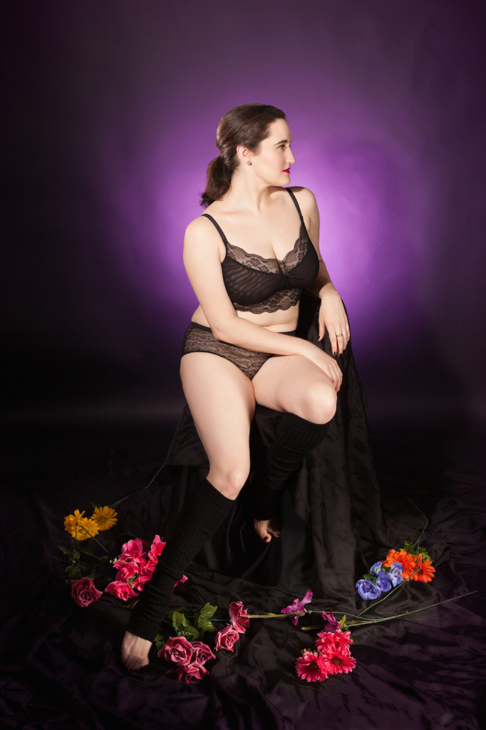 Sweet Nothings reviews Freya Fancies Bralette and Boyshort. Photo: Studio Rezin