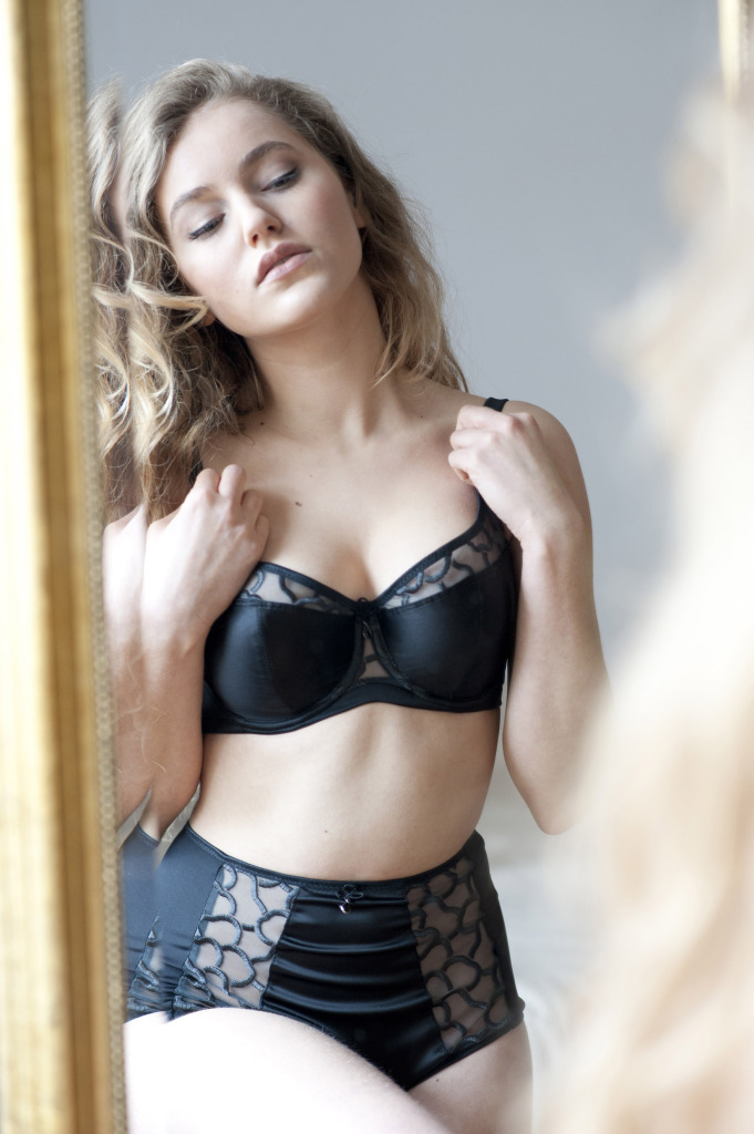 Avocado Lingerie Marion Black
