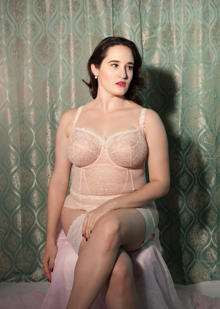 Sweet Nothings reviews Empreinte Pompadour. Photo (c) Studio Rezin