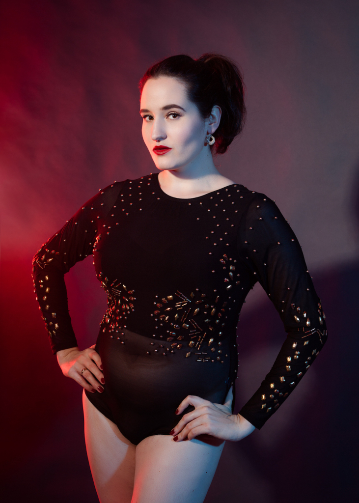 Sweet Nothings reviews Playful Promises Kylie Curve Bodysuit. Photo (c) Studio Rezin