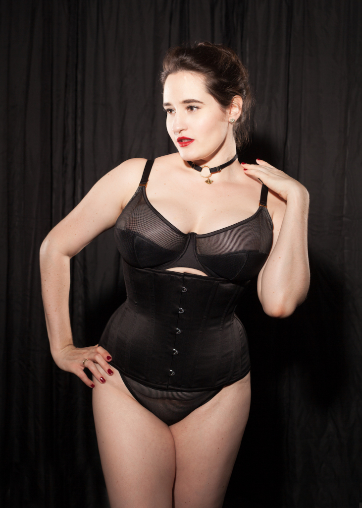 3a10bb7308b Sweet Nothings reviews What Katie Did Mae Corset. Photo (c) Studio Rezin