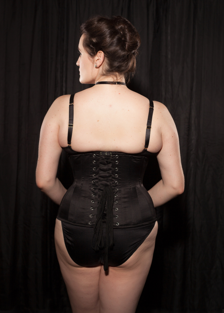 06e43a250 Sweet Nothings reviews What Katie Did Mae Corset. Photo (c) Studio Rezin