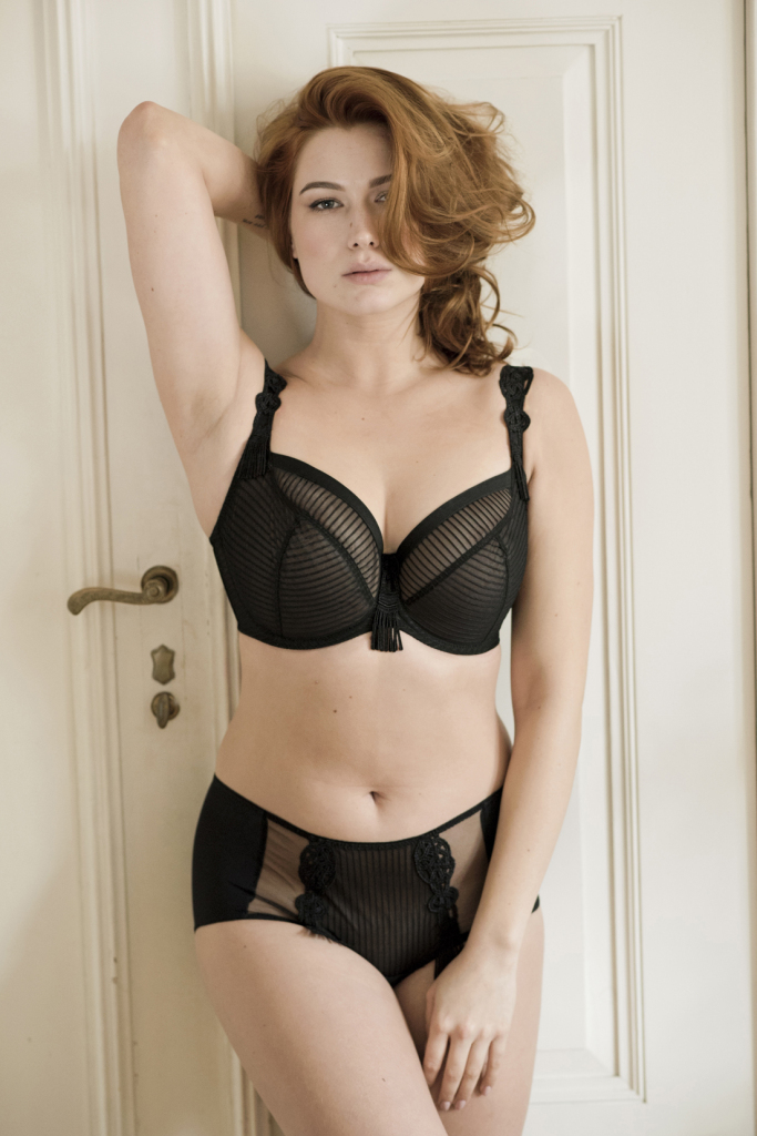 Avocado Lingerie Libertine