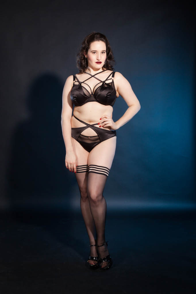 Sweet Nothings reviews Scantilly Lingerie. Photo (c) Michi Rezin