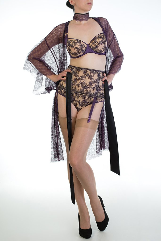 Harlow & Fox Serena Violet collection, 30-38 DD-G and XS-XL