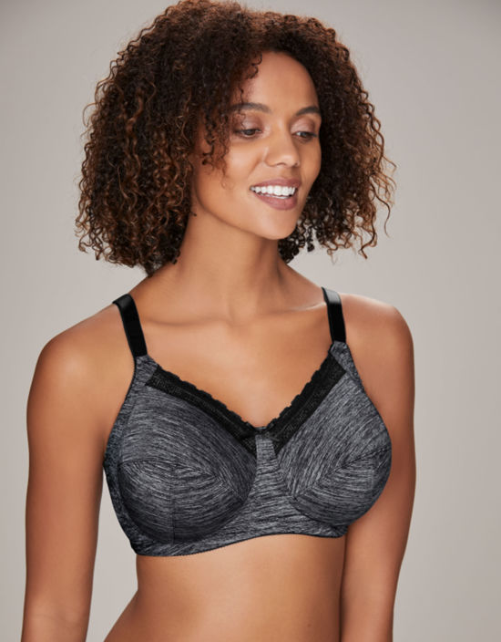 Royce 'Luna' Non-Wired Bra, 32-40 F-K.