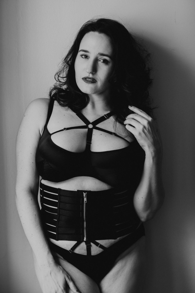 73e613d76 Review  Playful Promises Adira Harness Bra and Kendalle Waspie ...