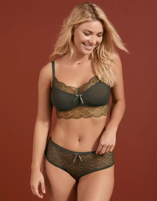 Freya Fancies Bralette, $38, XS-XL