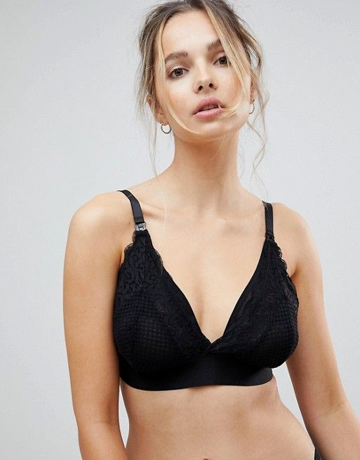 Rougette Sunnie Maternity Fuller Bust Nursing Bra, $24, 32-42 DD-G (UK)
