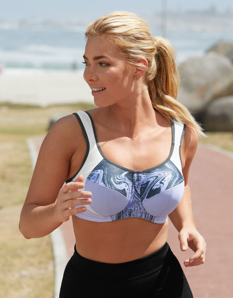 Bravissimo Inspire Sports Bra, 30-40 band sizes and F-L cup sizes