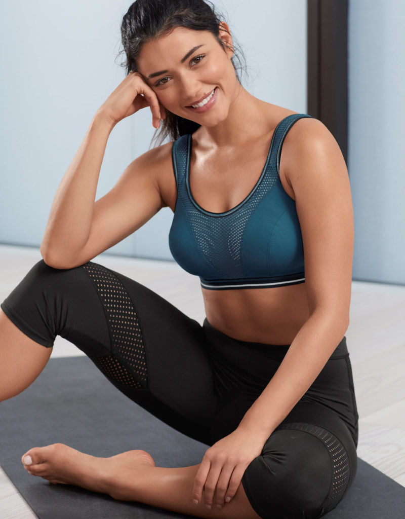 Freya Force Sports Bra, 30-38 band sizes and DD-H cup sizes