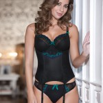 """Lola Luxe"" basque by Bravissimo"