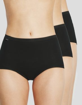 Maxi brief by Sloggi, multipack.  Super hot, no?