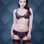 Giveaway: Kiss Me Deadly Pink Alouette Collection
