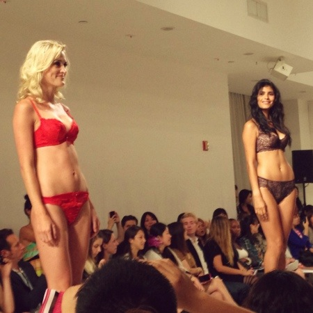 Bradelis New York: Lingerie Fashion Week