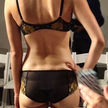 Rococo Dessous at Lingerie Fashion Week