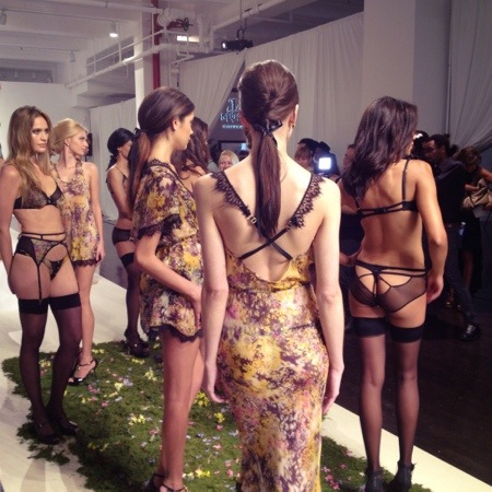Nevaeh at Lingerie Fashion Week